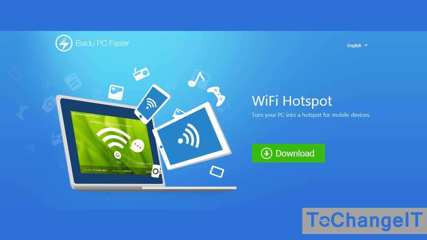 cara membuat hotspot di laptop dengan software