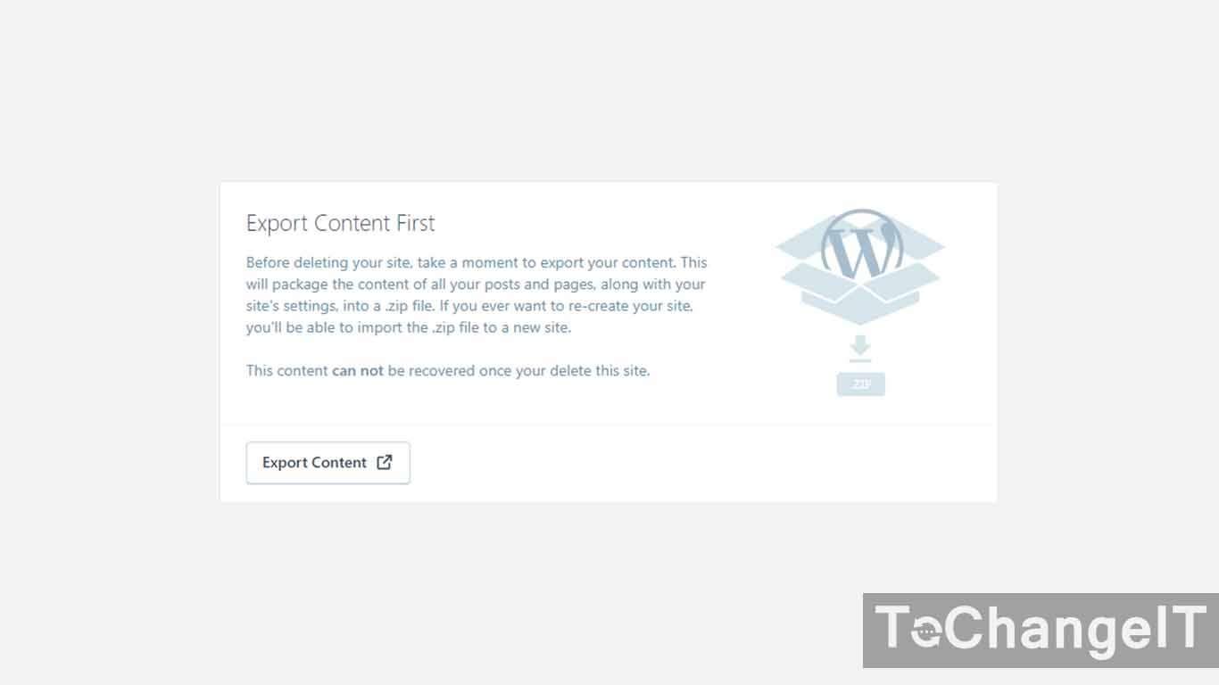 cara menghapus blog pribadi di facebook