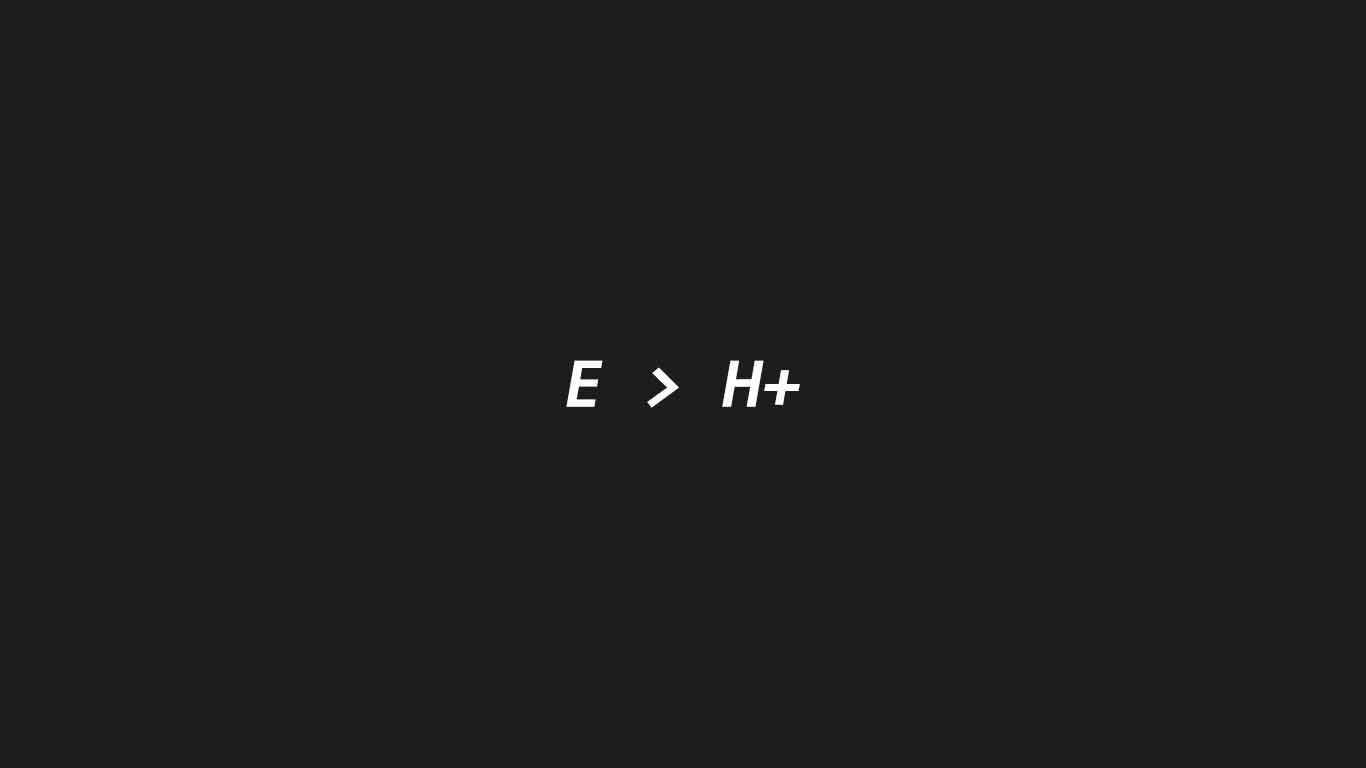 Cara Mengubah Sinyal E Menjadi H+