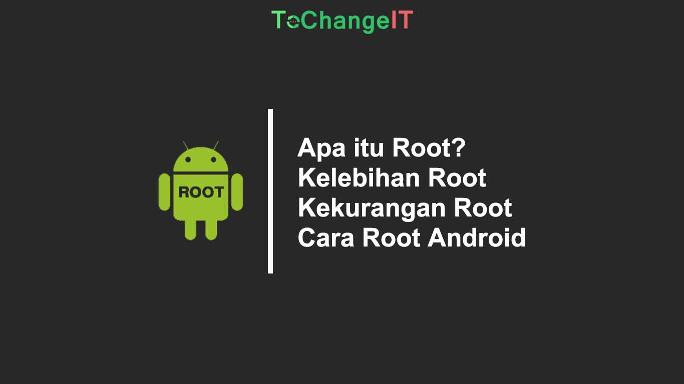 Apa itu Root