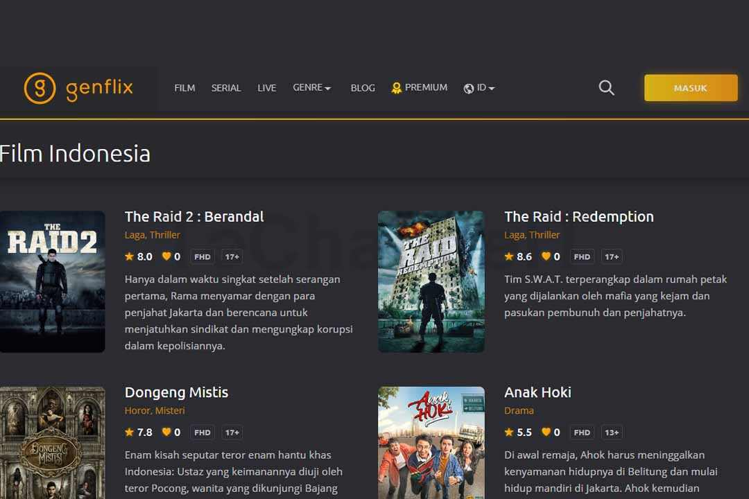 website download film sub indo