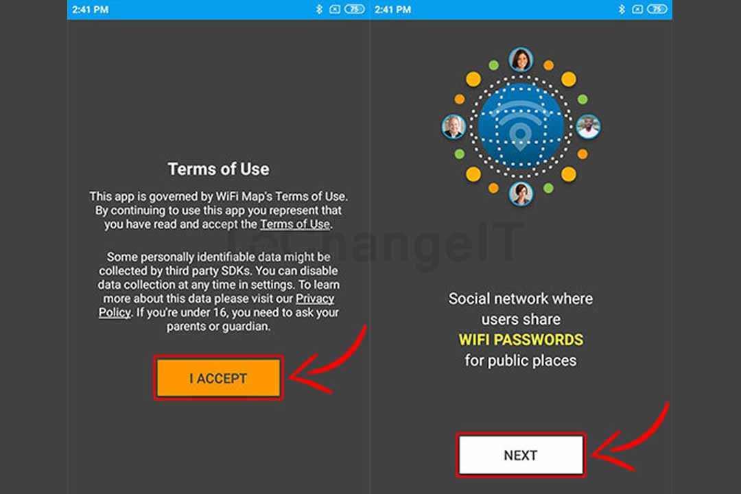cara hack wifi dengan android