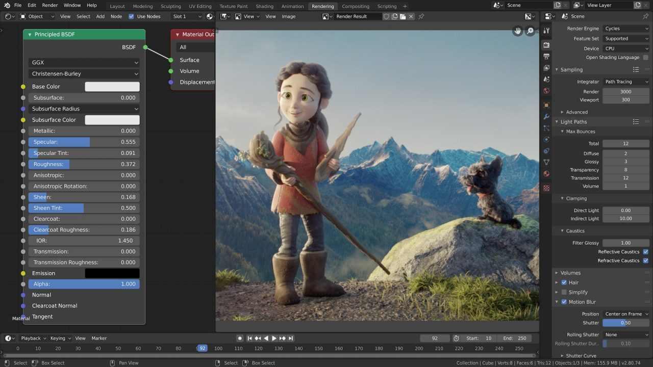aplikasi pembuat animasi 3d