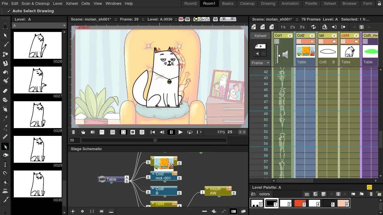aplikasi pembuat animasi untuk pemula