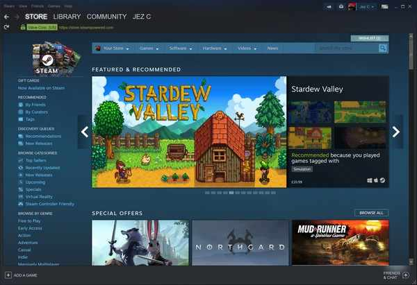 cara download game laptop di steam