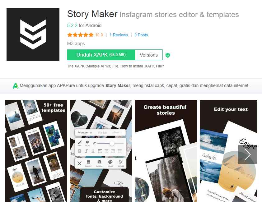 story maker android