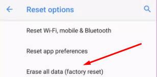 wifi hp android tidak bisa on