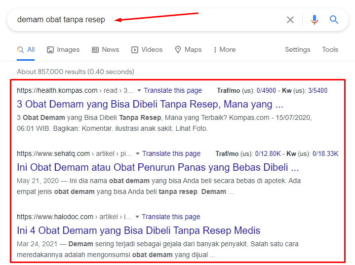 cara kerja nlp google