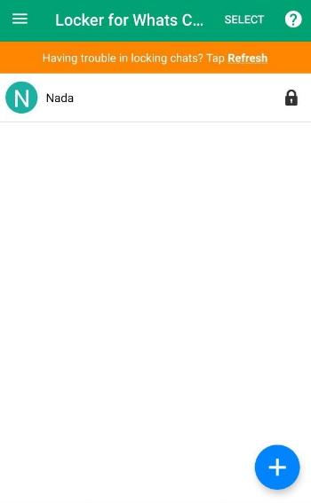 cara kunci chat whatsapp