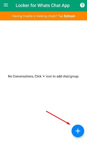 cara mengunci chat WA