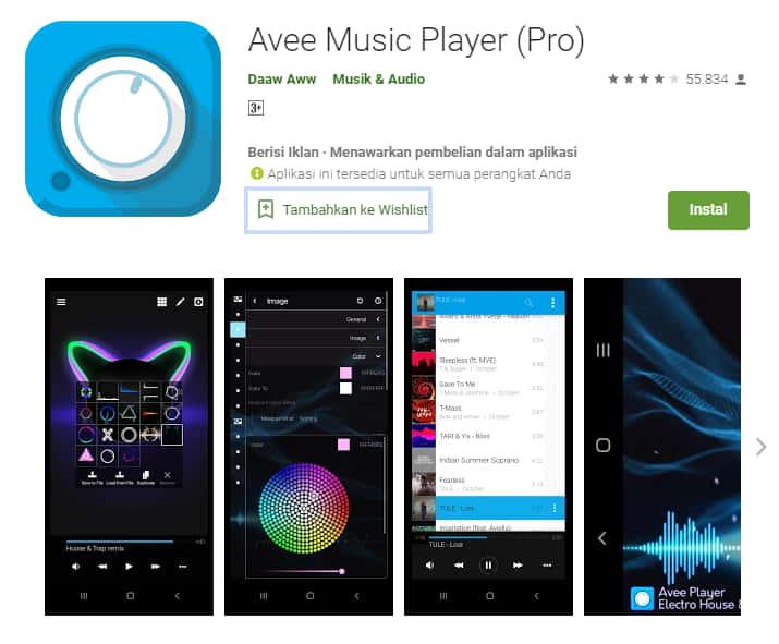 Avee Music Player