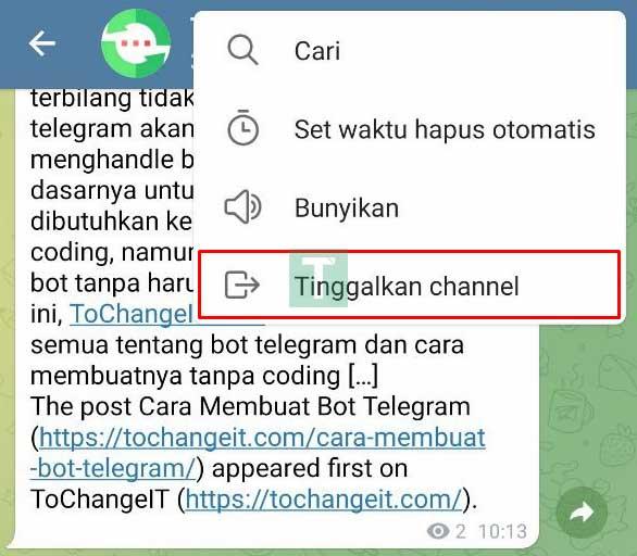 cara mengatasi tidak bisa download di telegram